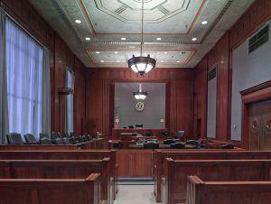 Municipal Court Room Southern New Jersey - Malamut & Associates